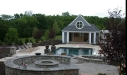 Stilwell, Kansas Cabana, Pool and Firepit